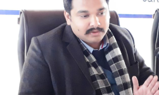 DDC asks for revalidation of Soil Extraction Permission in Ganderbal