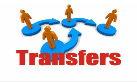 4 KAS Officers transferred