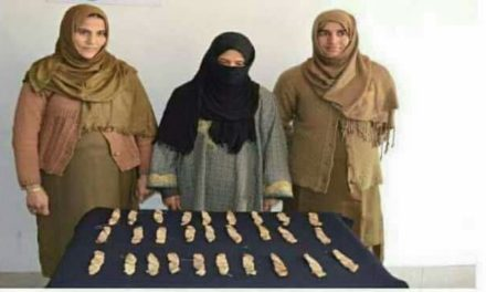 700 gms Charas recovered from Lady arrested by Kupwara Police