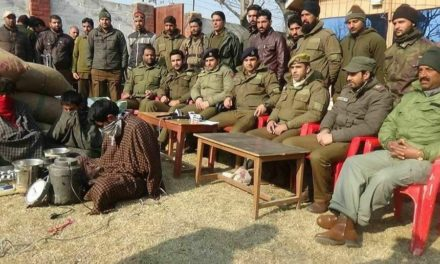 Three Drug Peddlers arrested in Pattan,110kgs poppy straw recovered
