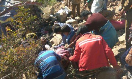 5 killed in Ramnagar mini-bus road accident