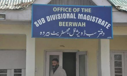 Beerwha area of central Kashmir wants our SDM to continue there