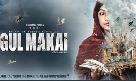 Bollywood in Kashmir, Shooting Biopic of Malala Yousufzia 'Gul Makia'