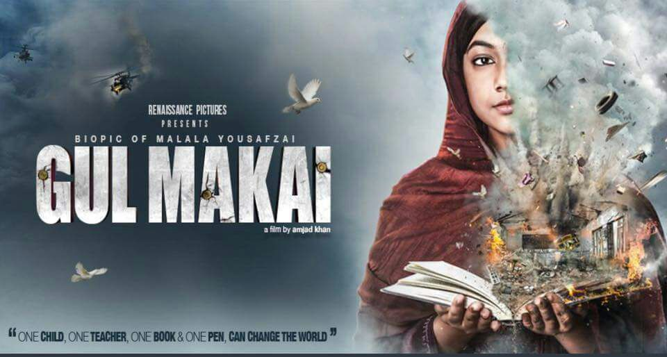 Bollywood in Kashmir, Shooting Biopic of Malala Yousufzia 'Gul Makia'