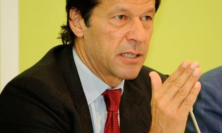 My name is Khan and I am not a terrorist: Imran Khan