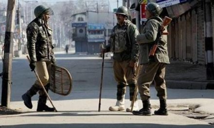 Kashmir curfewed 186 times in last two years: Govt