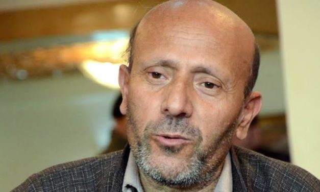 Er. Rasheed Welcomes Proposed Talks Between Taliban And US  Says, Why Can't India Talk To UJC For Resolving Kashmir Issue.