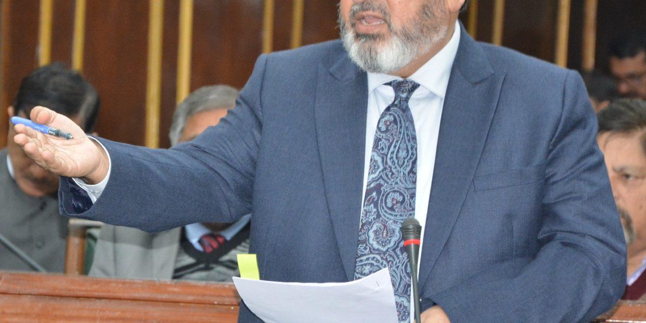 2154 teacher, 1296 other posts being filled in Education Deptt: Altaf Bukhari