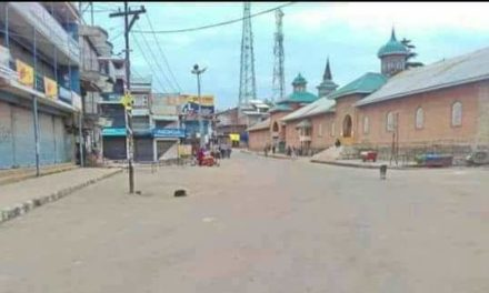 Complete Shutdown in Shopian