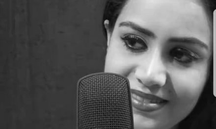 Bandipora Singing Queen shines again, releases her Another Song in Kashmiri Language