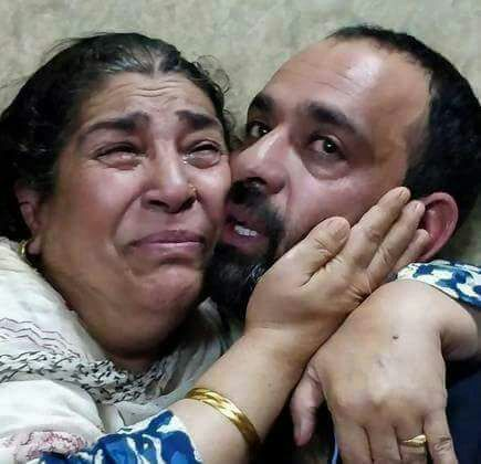 Truth triumphed, says Bilal Kawa's mother on his release