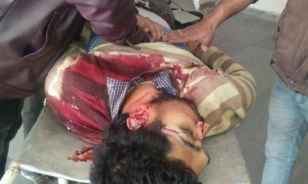 SPO injured in accidental firing in J&K