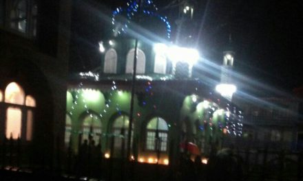 Urs of Syed Simnania (RA) observed with Religious Fervour at Achabal Anantnag