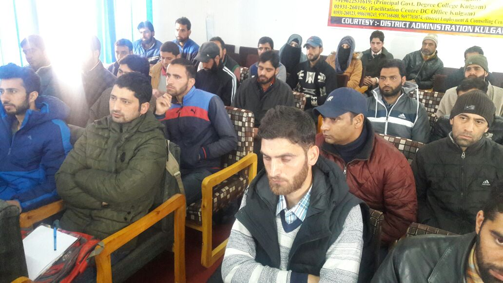 DDC Kulgam inaugurates free coaching programme for civil service aspirants