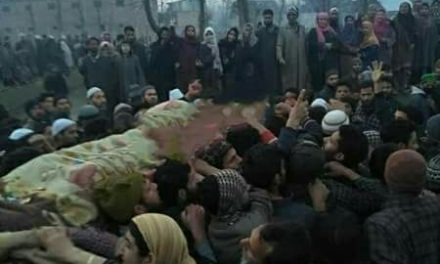 Foreign militant injured in Hajin gunfight succumbs laid to rest by locals