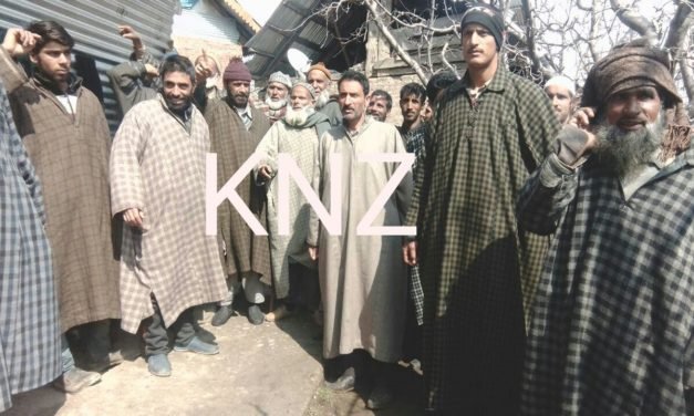 SBM toilets have not been given to needy poor people says villagers of korel village of Kulgam
