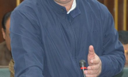 795 of 2373 sanctioned road projects completed in JK: Sunil Sharma