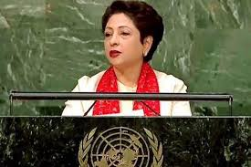 Kashmir issue is alive at UN and will remain so until resolved: Maleeha Lodhi
