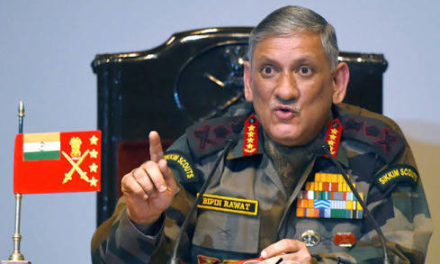 Stay away from elements indulging in militant activities: Army Chief Bipin Rawat to JK Youth
