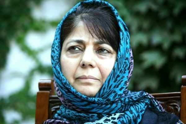 Mehbooba says opposition role critical for democracy