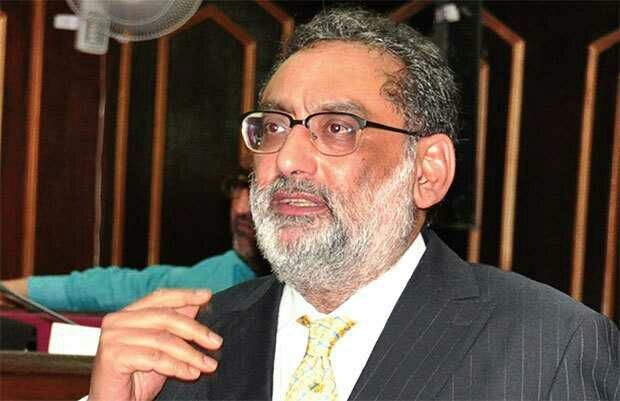 Drabu issues a Statement after his sacking
