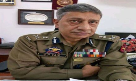 Kashmiri youth returns home after mother's appeal : DGP Vaid