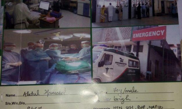 Medical Negligence: Srinagar family files criminal complaint againstKhyber Hospital and Dr Showkat