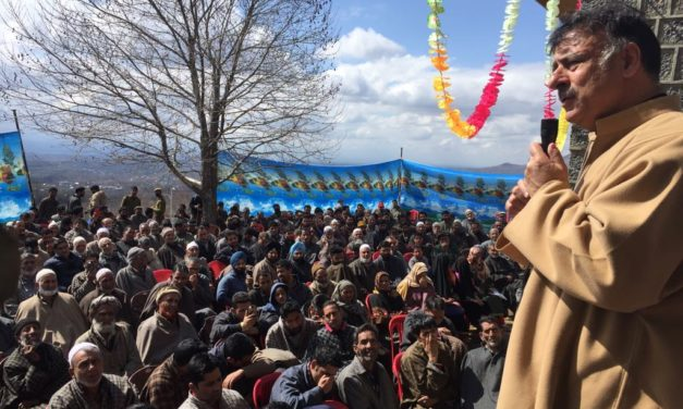 J&K cannot afford more confrontation, as it has suffered a lot : Mufti Sajjad