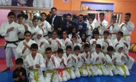 On international women's day National Dojo Academy to conduct workshops for self defense