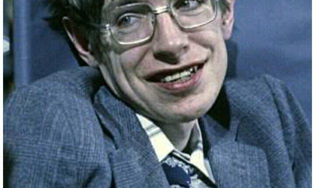 Scientist Stephen Hawking dies at 76