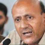Support UN resolutions before calling Kashmir issue political Er. Rasheed