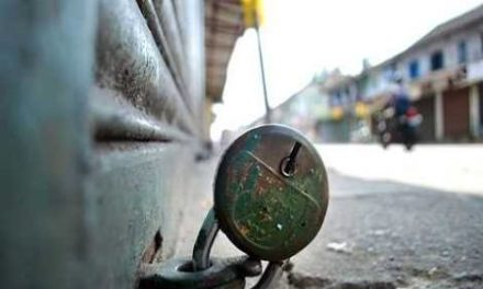 Anantnag observes shutdown to mourn militant killings.