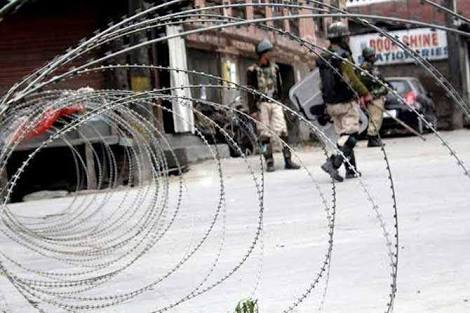 Restrictions, shutdown continue in Soura, adjoining areas