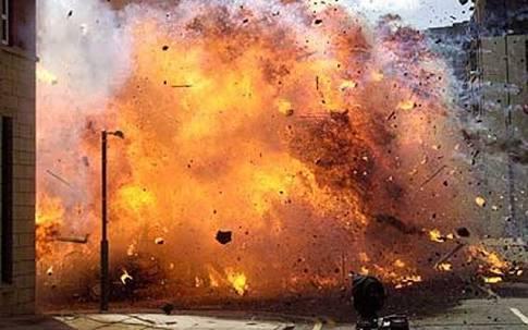 Powerful blast rocks in Lahore Nine killed
