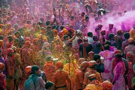 Holi celebrated with religious fervour in Pakistan's Lahore