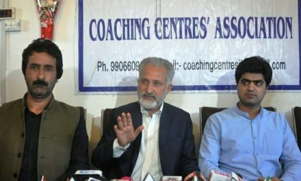 Coaching Centre's defy Govt ban, vow to resume classes from tomorrow