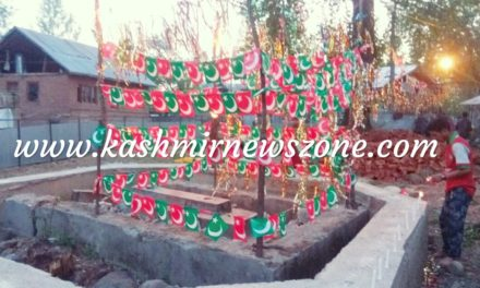 Urs Mubarak Of Saaed Shahib (RA)Celebrated At Baderkund Ganderbal.