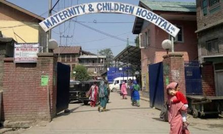 Patients alleged MCH Anantanag employees of corruption