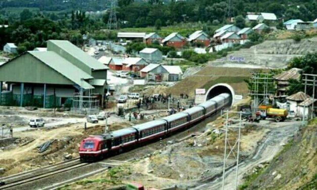 Banihal Baramulla Train Service will Remain Off the tracks Tomorrow on Friday.