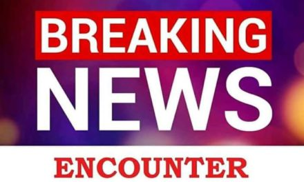 Flash:-Four militants killed in ongoing Shopian encounter