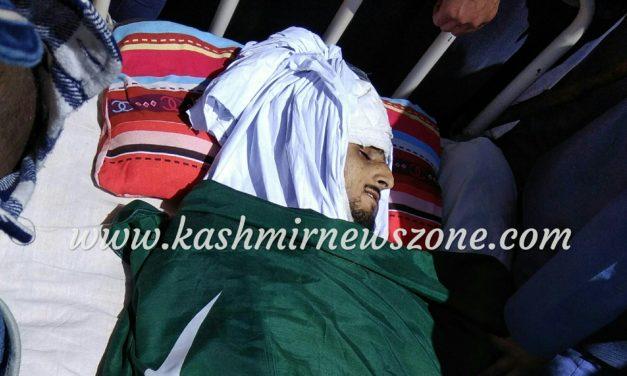 Deeply grieved over Aamir's death: Mirwaiz