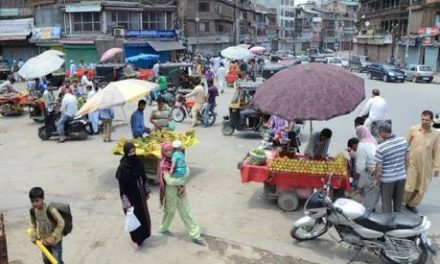 Life returned to normal in Kashmir Valley, Restrictions lifted, Train service resumed.