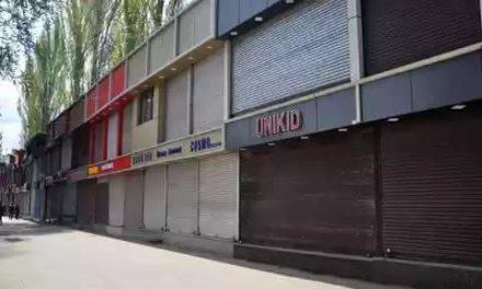 Kashmir shuts against Pulwama civilian, militant killings