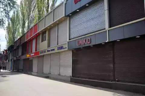 Kashmir shuts against Pulwama civilian, militant killings