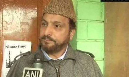 India will leave Kashmir in 2025: Mufti Azam Mufti Nasir-ul-Islam