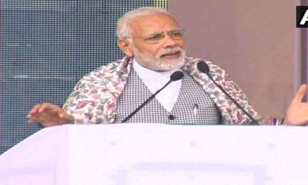 Modi asks people of Kashmir and Jammu to learn from Ladakh