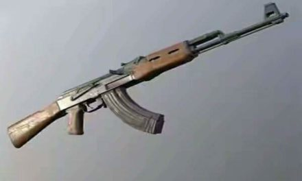 Rifle snatching Bid foiled by Police in Kulgam