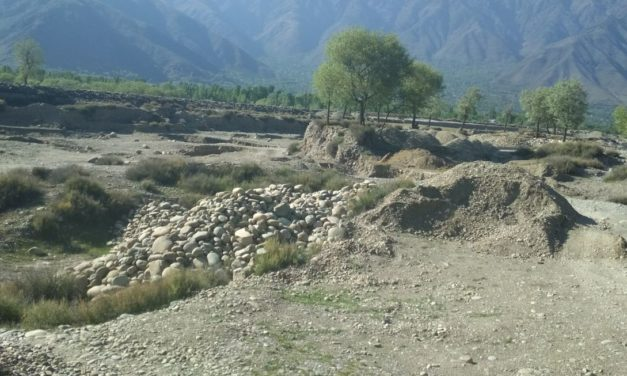 Quarry workers in Ganderbal uncertain about future as mining right on lease to go under the hammer in auction