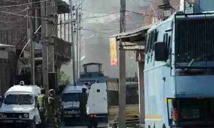 Three militants killed in Chattabal gunfight, searches on: CRPF