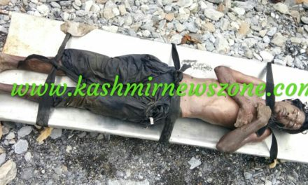 Another Semi-Decomposed Dead Body Recovered In Ganderbal